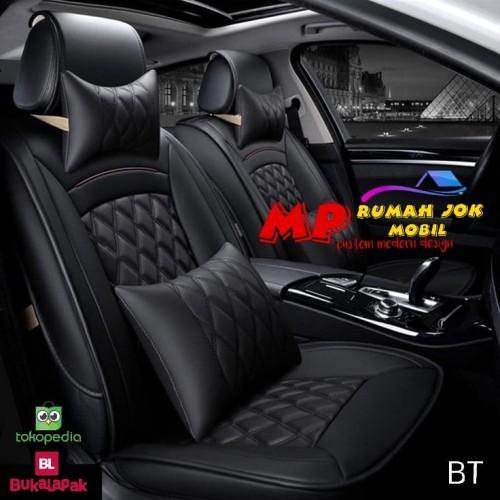 Foto Produk Sarung Jok Mobil APN Leather Ayla Brio Yaris Jazz Baleno Vios HRV dll dari MP Seat Cover Mobil (MP Rumah Jok)