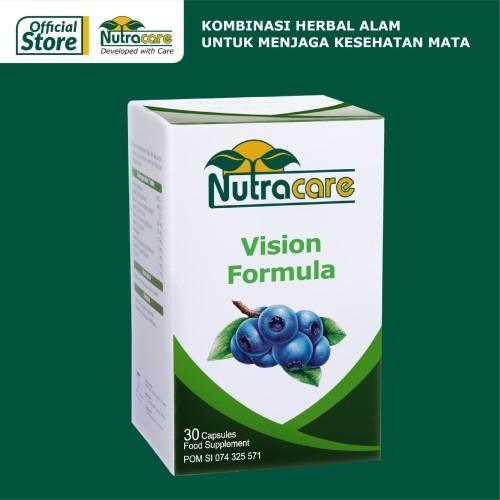 Foto Produk Nutracare Vision Formula 30 kapsul dari Konimex Store