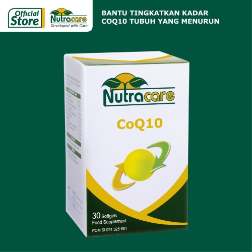 Foto Produk Nutracare CoQ 10 30 softgel dari Konimex Store