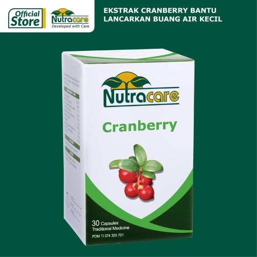 Foto Produk Nutracare Cranberry 30 kapsul dari Konimex Store