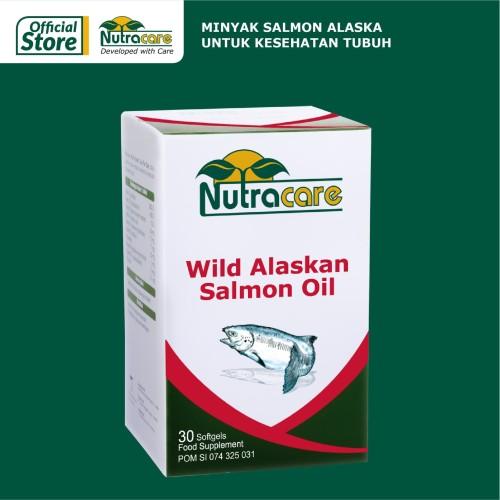 Foto Produk Nutracare Wild Alaskan Salmon Oil 30 softgel dari Konimex Store