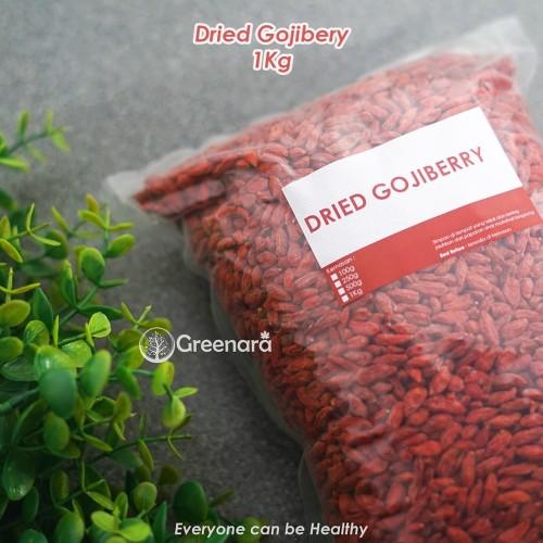 Foto Produk Gojiberry 1kg / kiche / goji berry dari Greenara