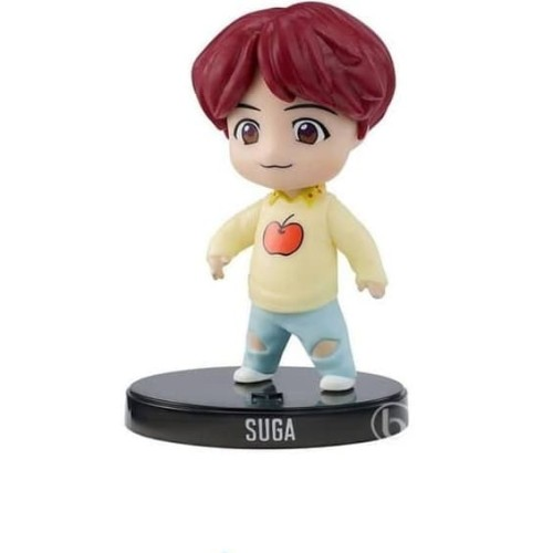 Foto Produk Mattel BTS Mini Doll SUGA Action Figures dari Kingdom Bricks