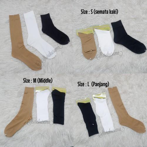 Foto Produk stoking/kaos kaki - kulit, S dari yennieshop