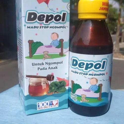 Foto Produk Madu Depol Anti Ngompol dari javatech