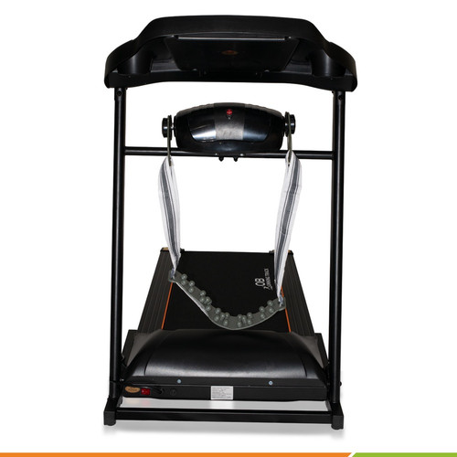 Foto Produk Treadmill Elektrik With Belt Massager OB-1057 - Hitam dari OB FIT