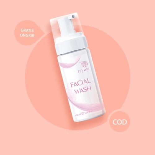 Foto Produk Tryme Facial Wash dari DELASHA STORE