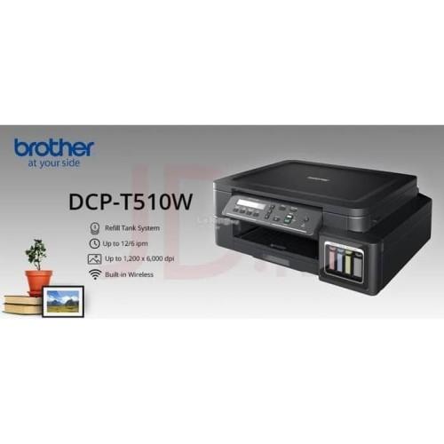 Foto Produk BROTHER T510W/PRINTER/PRINTER BROTHER dari simskomputer