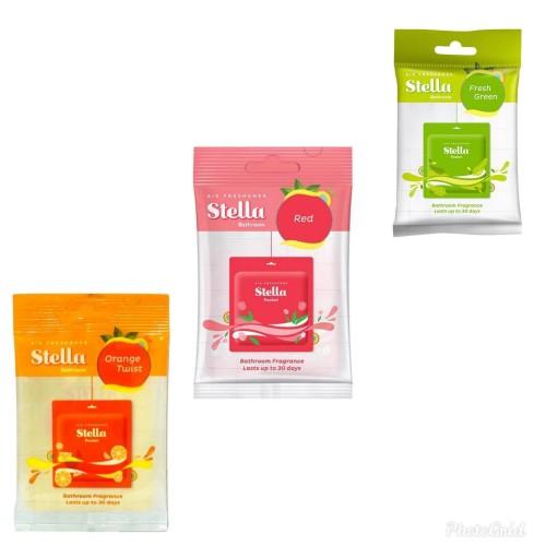 Foto Produk Stella Bathroom Pocket Pengharum Ruangan - Red [10 g] dari evi rahayu