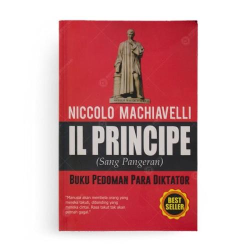 Foto Produk IL PRINCIPE (Sang Pangeran) dari Berdikari Book