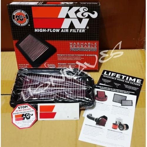 Foto Produk Original Filter Udara KNN / K&N for Honda HR-V RU1 1.5 (2014 - 2020) dari lioncaves
