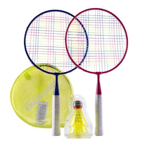 Foto Produk Perfly Badminton Racket Set Kid Blue Pink Decathlon - 2396698 dari Decathlon Indonesia
