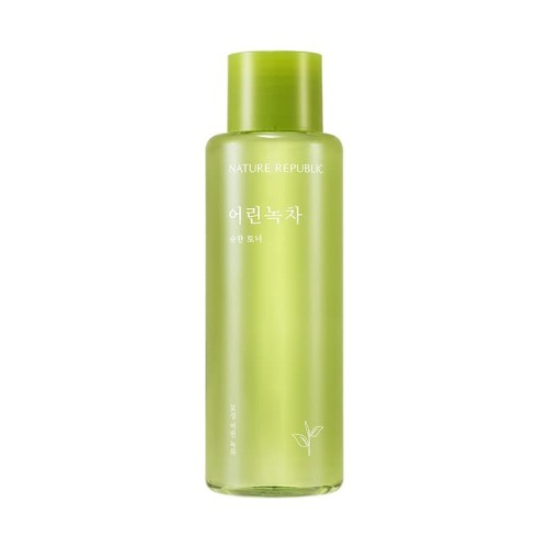 Foto Produk Nature Republic MILD GREEN TEA TONER dari NATURE REPUBLIC OFFICIAL