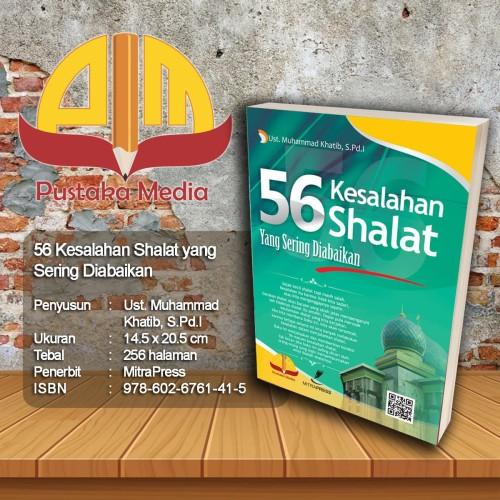 Foto Produk 56 Kesalahan Shalat yang Diabaikan dari Pustaka Media Surabaya