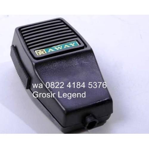 Foto Produk Box extra mic mik microphone plastik hitam dari GROSIR LEGEND