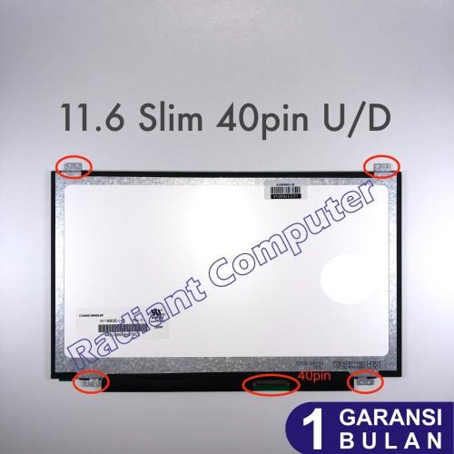 Foto Produk LCD LED Acer Aspire One 722 725 756 dari Radiant Komputer