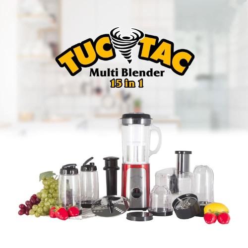 Foto Produk Tuc Tac Multiblender 15 in 1 dari Rumah Belanja