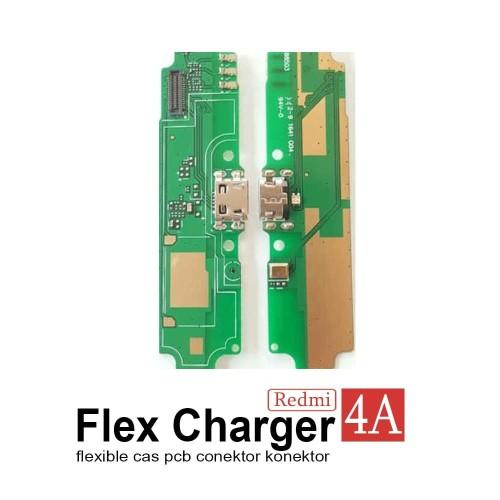 Foto Produk XIAOMI REDMI 4A FLEXIBLE CAS PCB CONEKTOR Charger KONEKTOR CAS dari SinarSP