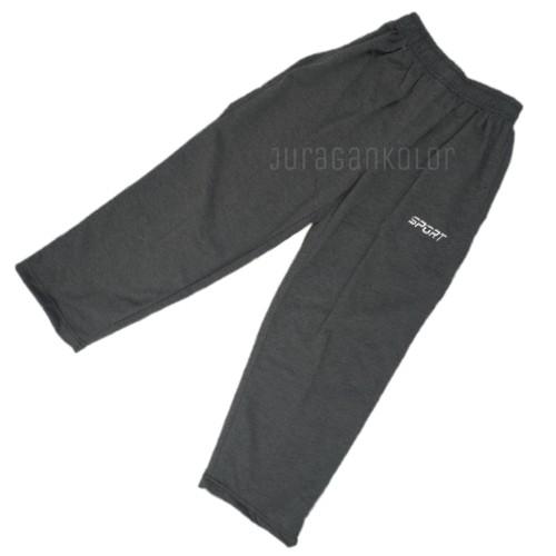 Foto Produk Celana Panjang Training Anak Remaja Polos Kaos Babby Terry -BT.TRN.SMP dari JuraganKolor