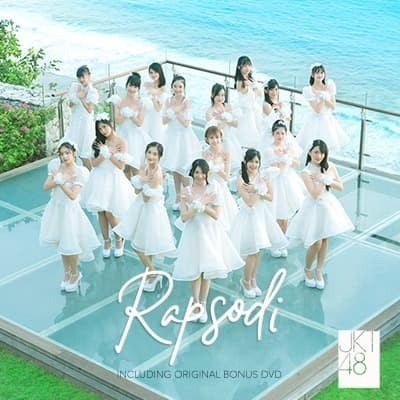 "Foto Produk JKT48 Single Original ""Rapsodi"" (CD+DVD) dari JKT48 Official Shop"