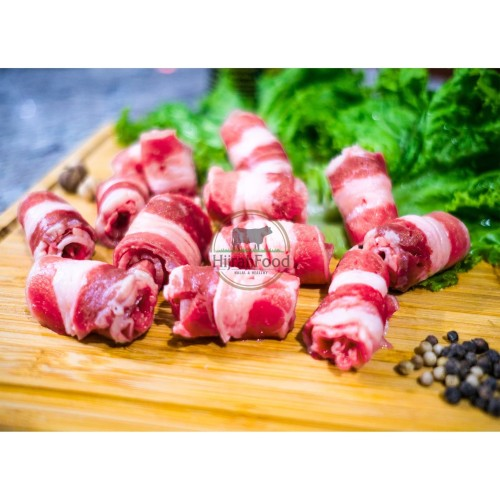 Foto Produk Slice Beef US Shortplate | Daging Sukiyaki/ Yakiniku/Shabu Yoshinoya - US Shortplate,250 gram dari Hijrahfood Meatshop
