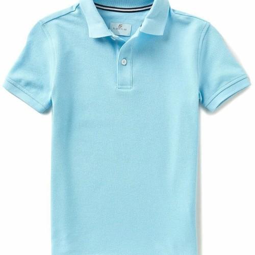 Foto Produk Kaos Polo Anak Laki Laki Size 4/5, 6/7 dan 8 - 4-5 tahun, Orange dari Little Cas