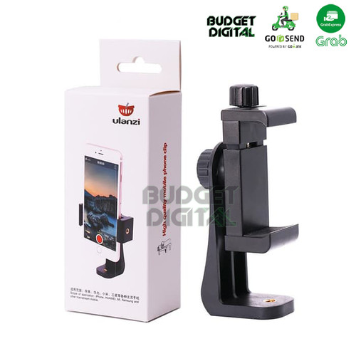 Foto Produk ULANZI Holder Tripod U Mount Horizontal Vertical 360 Smartphone HP dari BudgetDigital