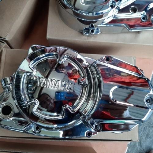 Foto Produk Jual Bak Kopling Kanan Kiri RX King New Finishing Krom Kontes Awet dari gaspolracingofficial