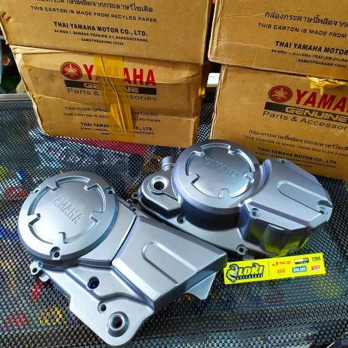 Foto Produk Bak Kopling Blok Mesin Kalter Tutup Magnet Rxking Rx king Yamaha dari Loki Speedshop