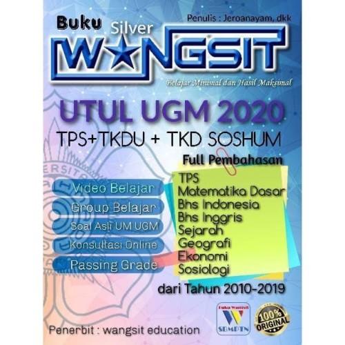 Foto Produk [UM UGM IPS] Paket BUKU WANGSIT UM UGM 2020 Program IPS/SOSHUM dari Buku Wangsit SBMPTN