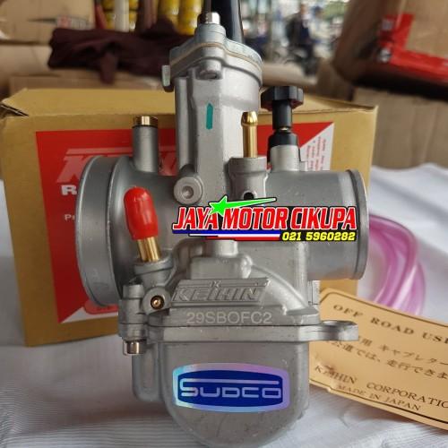 Foto Produk Karburator Karbu Sudco pwk 28 - pwk30 dari Jaya Motor Cikupa