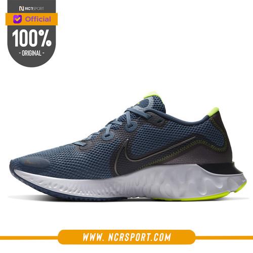 Foto Produk Sepatu Lari Nike Renew Run Diffused Blue Original CK6357-400 dari Ncr Sport
