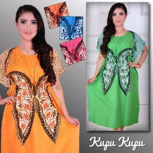 Foto Produk Daster Batik Klelawar 01 dari GROSIRAN PASAR KLEWER