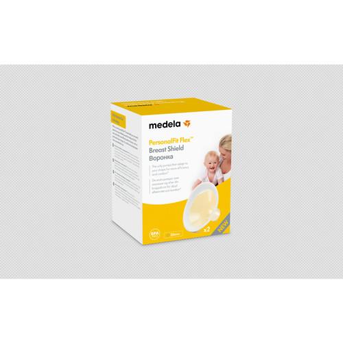 Foto Produk Medela - Corong Flex (2 pcs) - 30mm dari Medela