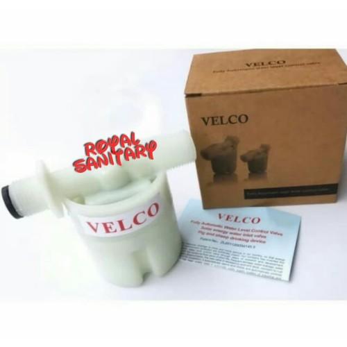 Foto Produk kran air VELCO ori - pelampung air otomatis invelco Serba guna dari Royal sanitary