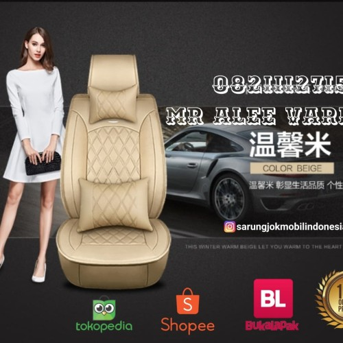 Foto Produk sarung jok mobil Xpander Cross exceed GLS sport ultimate dari MR. ALEEVARIASI