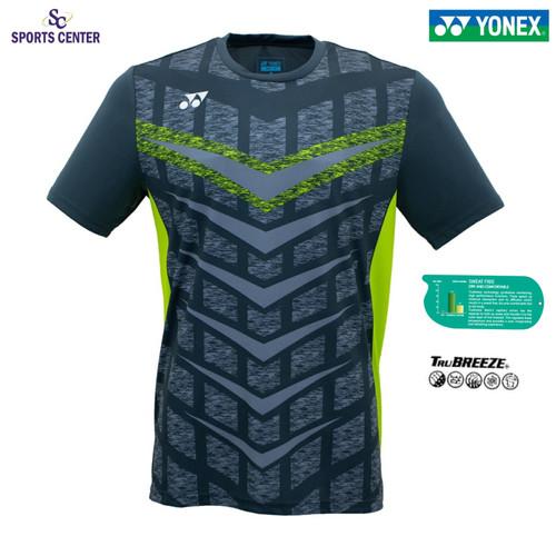 Foto Produk Kaos / Jersey Yonex 1702 COC Castlerock / Lime Punch - S dari Sports Center