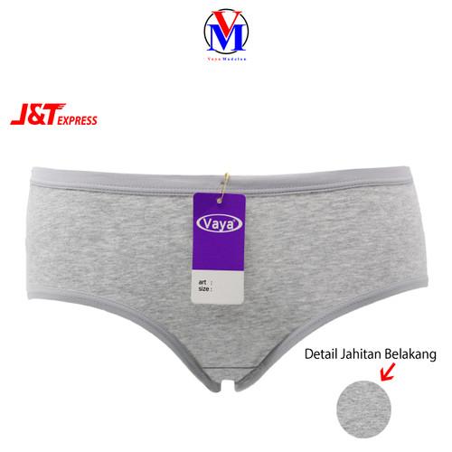 Foto Produk Vaya Celana Dalam Wanita Art 9072 - XL, Abu Tuton dari VAYA MADELON