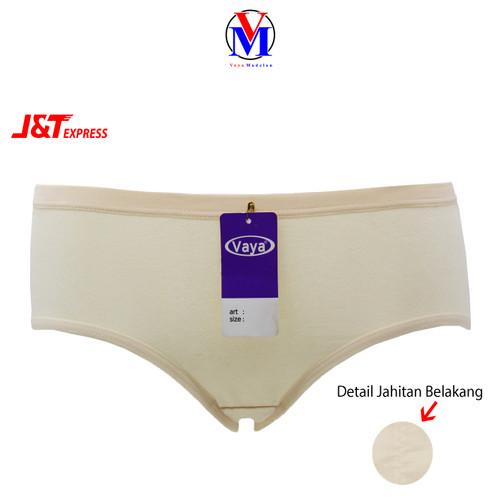 Foto Produk Vaya Celana Dalam Wanita Art 9072 - XL, Cream dari VAYA MADELON