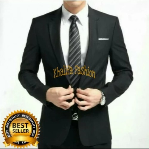 Foto Produk Jas Blazer Pria, Blazer Formal, Blazer Murah, Blazer Korea, Jasket dari Khalifa Order Online