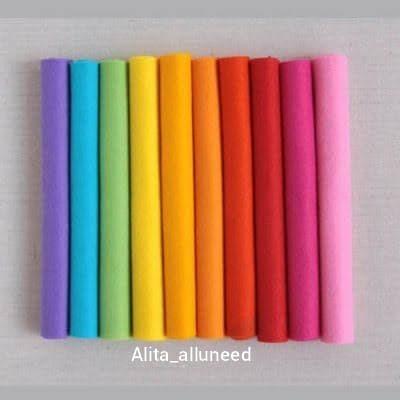 Foto Produk Kain Flanel Korea Per 1 Meter dari Alita_alluneed