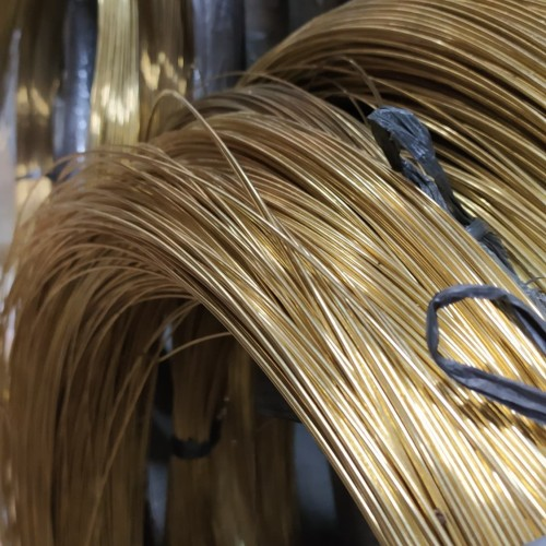 Foto Produk Kawat Kuningan ( Brass Wire ) dari TEKUNINDO