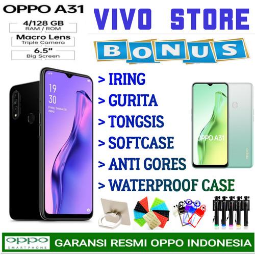 Foto Produk OPPO A31 2020 RAM 4/128 GARANSI RESMI OPPO INDONESIA - demo tanpa dus dari VIVO ST0RE