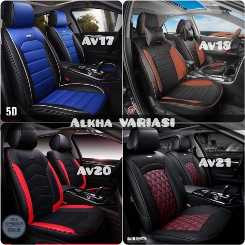 Foto Produk sarung jok mobil Xenia / Avanza 2004-2011 Sporty deluxe dari AlkhaVariasi_sarungJok