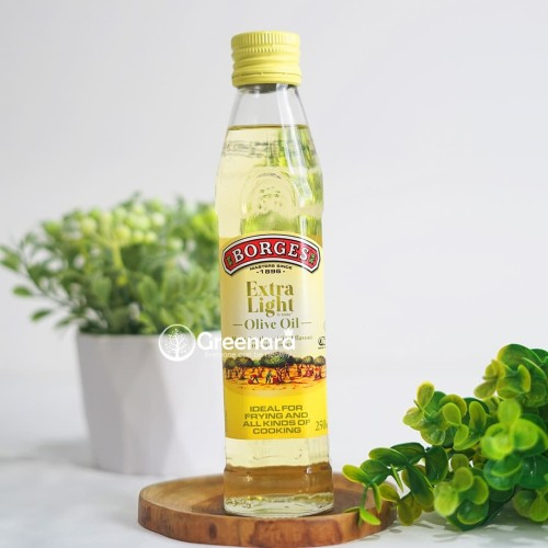 Foto Produk BORGES [250 ml] Extra Light Olive Oil dari Greenara