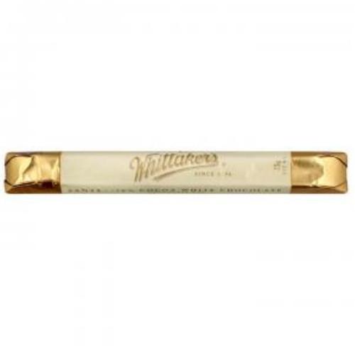 Foto Produk Whittakers Chocolate Bar 25gr White Chocolate dari grizzcase
