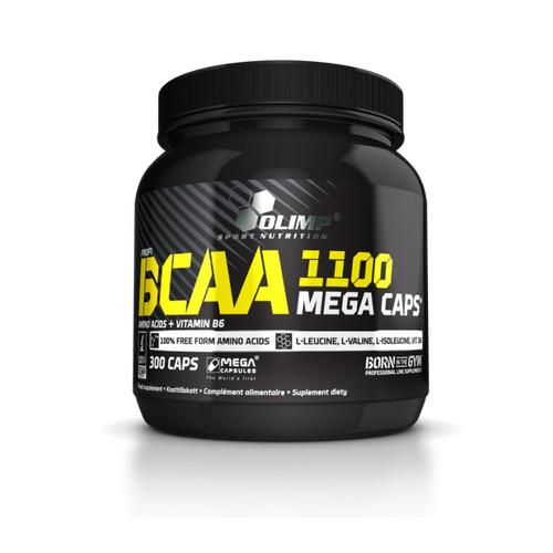 Foto Produk Olimp BCAA Mega Caps 300caps Amino Acids Vitamin B6 Recovery dari Mangga Dua Store