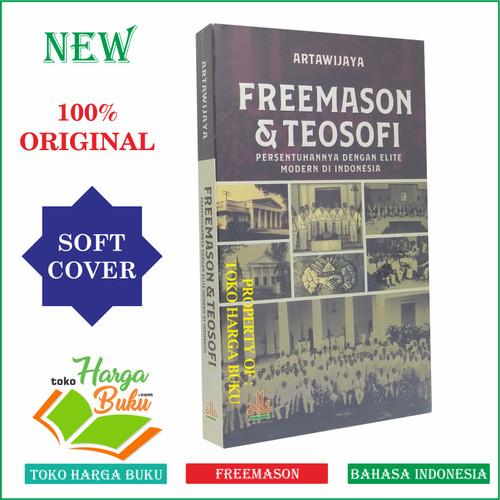 Foto Produk Freemason dan Teosofi Persentuhannya dengan Elite Modern di Indonesia dari Toko Harga Buku