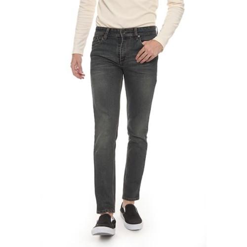Foto Produk 2Nd RED Jeans Pria Premium Celana Jeans Slim Fit Melar Abu 133223 - Abu-abu, 29 dari 2nd RED Jeans