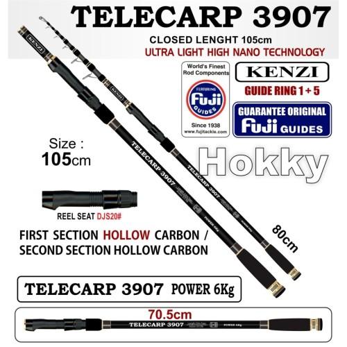 Foto Produk JORAN KENZI TELECARP 3907 dari hokky fishing